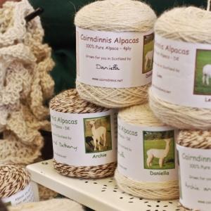 alpaca yarns