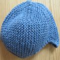 Preemie Beanie. By Lisa Risager