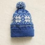 Meribel Boarding Hat by Brenda Burrell