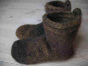 November Slippers
