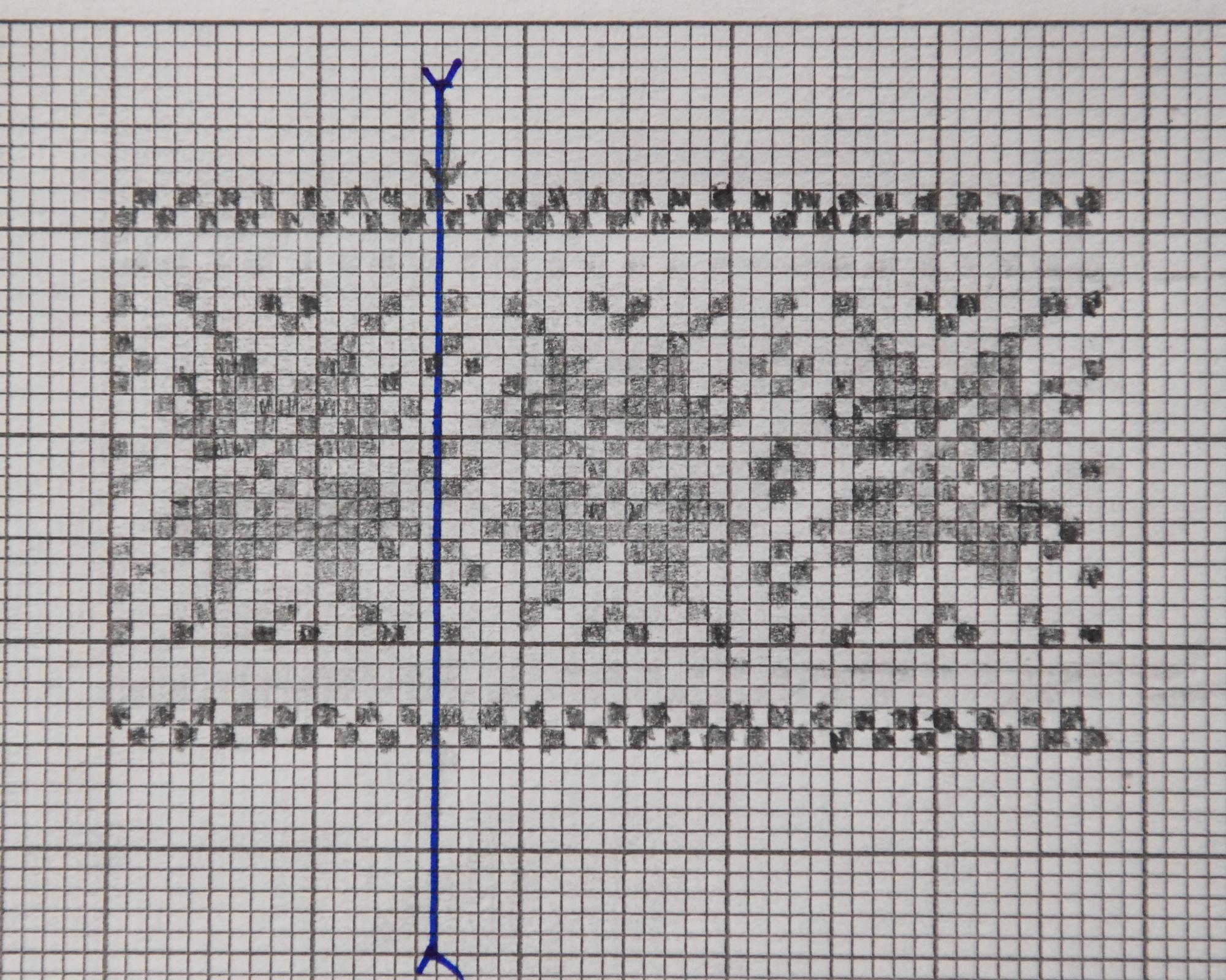 Knitting Design Graph Paper : Meribel boarding hat artemis adornments