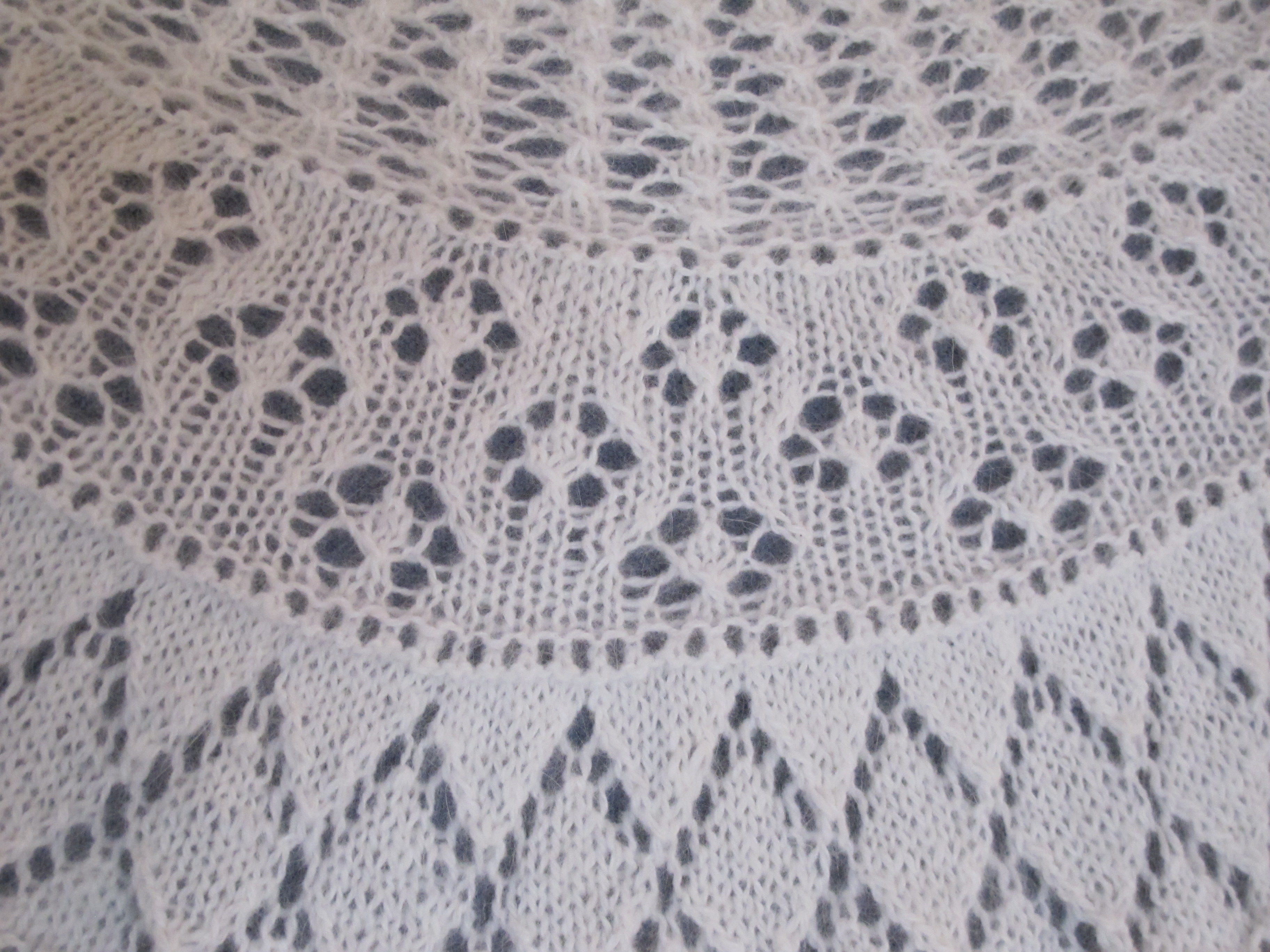 Open Source Knitting Pattern Generator : The Open Source Shawl Artemis Adornments