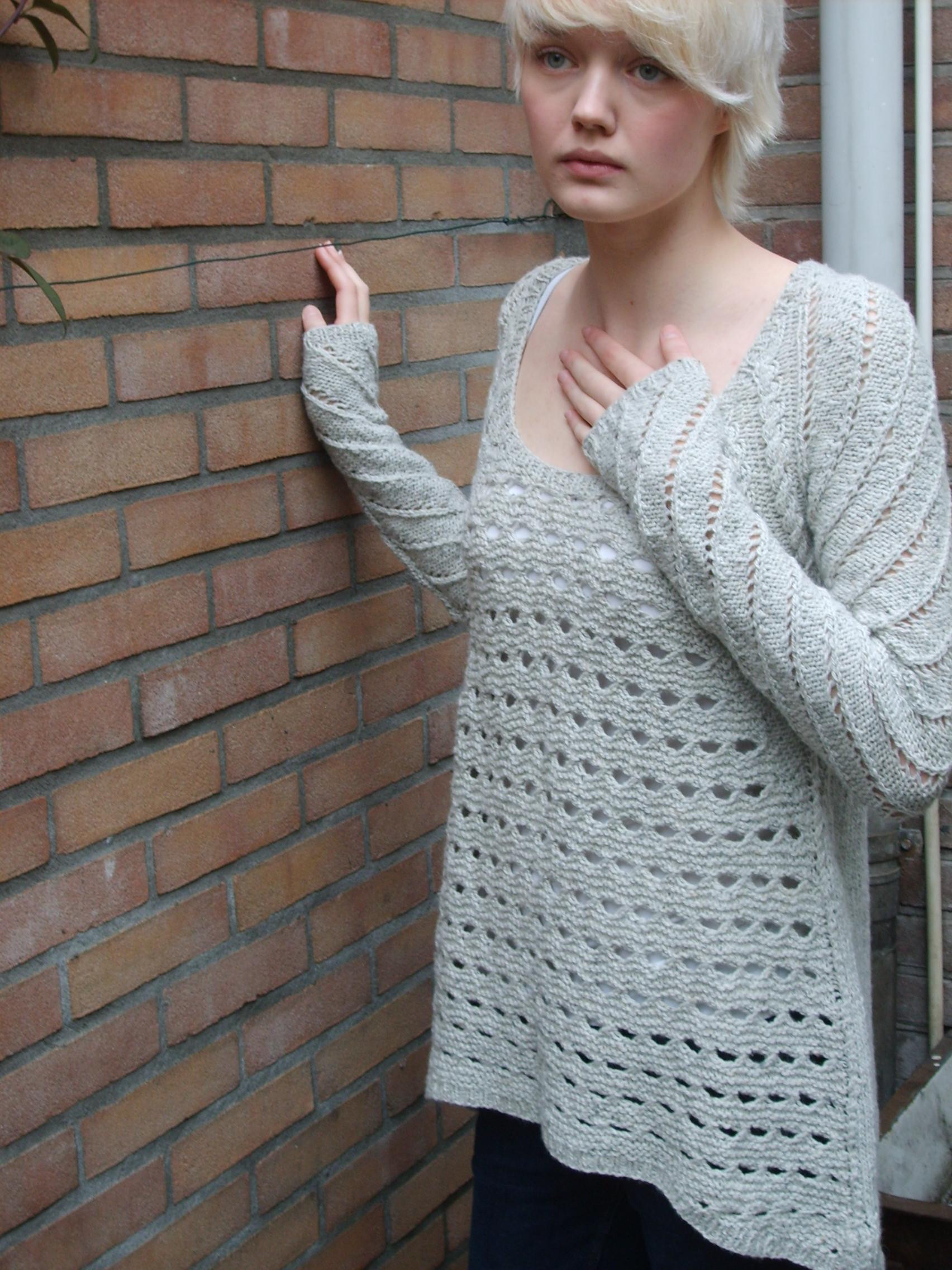 Helmut Inspired Sweater | Artemis Adornments