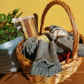 Lisa's basket